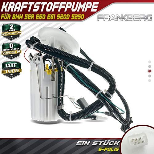 Kraftstoffpumpe Dieselpumpe für 520d 525d 530d E60 E61 2003-2010 16146765823