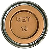 Humbrol 14ml N ° 1Tinlet Peinture émail 12(Cuivre métallique)