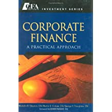 Corporate Finance: A Practical Approach (CFA Institute Investments)