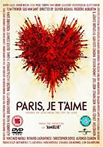 Paris, Je T'Aime [Import anglais]