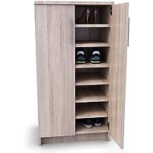 suchergebnis auf f r schuhschrank 55 cm breit. Black Bedroom Furniture Sets. Home Design Ideas