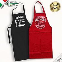 3f4fdacf6066 Amazon.it  grembiule da cucina personalizzato