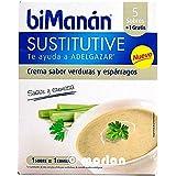 biManán biManán Crema Verduras Y Esparragos 6U