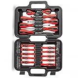 58PC Stück Schraubendreher und Bit Werkzeug Set Kit & Fall Torx Phillips Schlitz Garage