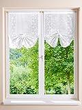 Webschatz Unisex Fensterbehang 'Hedda' 2tlg. by