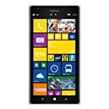 Nokia Lumia 1520 - Smartphone libre Windows Phone (pantalla 6', cámara 20 Mp, 32 GB, Quad-Core 2.2...
