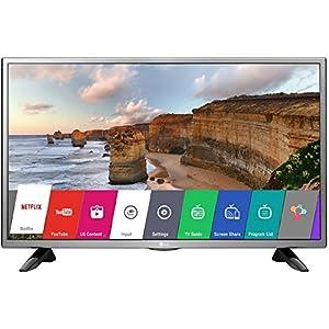 LG 80 cm (32 inches) HD Ready IPS Smart LED TV 32LH576D (Black) (2016 Model)
