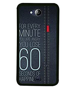 Fuson Designer Back Case Cover for Micromax Canvas Play Q355 (Rough Fabric Background Young Teens Boys)