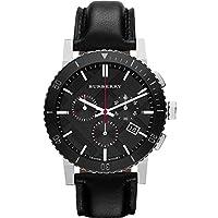 BURBERRY BU9382 - Reloj de pulsera hombre, color negro de Burberry