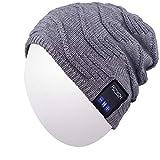 Qshell Altoparlanti stereo per cuffie per cuffie per sportivi all'aperto, ciclismo, telefoni cellulari compatibili Iphone X / 8S - grigio