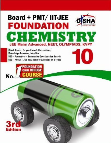New Pattern Class 10 Board + PMT/IIT-JEE Foundation - Chemistry