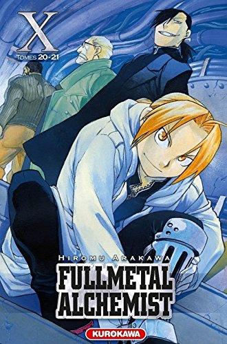 Fullmetal Alchemist - X (tomes 20-21) (10)