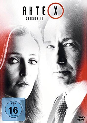Akte X - Season 11 (3 DVDs)
