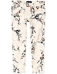 The Children's Place Girls 2 Pocket Printed Jeggings