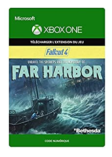 Fallout 4: Far Harbor [Extension du Jeu] [Xbox One - Code jeu à télécharger] (B01G4IXOYA) | Amazon price tracker / tracking, Amazon price history charts, Amazon price watches, Amazon price drop alerts