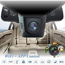 peibo XC6oculta coche HD 1080P WiFi DVR vehículo cámara grabadora de vídeo Dash Cam visión nocturna