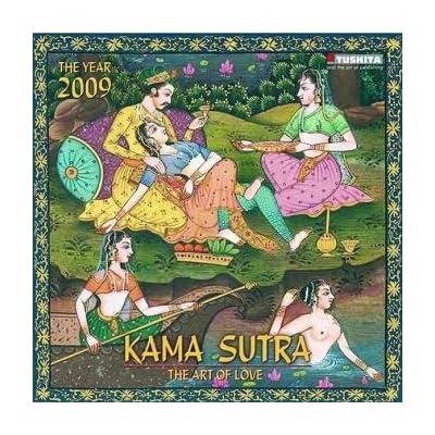 Kama Sutra 2009 Calendar