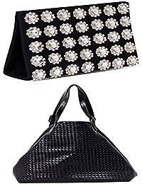 Combo Of-Handbag & Clutch
