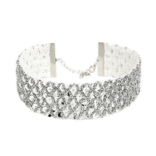 Bigood-Womens-Chic-Wide-Sequins-Collar-Necklaces-Chocker-Jewelry-Accessories