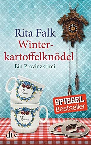 Winterkartoffelknödel. Großdruck: Der erste Fall für den Eberhofer Ein Provinzkrimi par Rita Falk