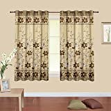 Cortina New Supreme Window Curtain (2PC)