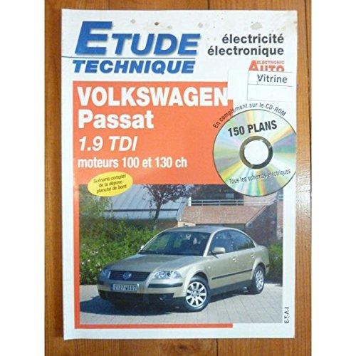 Electronic Auto Volt - Passat 1.9 TDI Revue Technique Electronic Auto Volt Volkswagen par E.T.A.I.