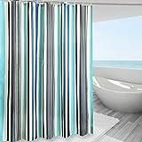 Duschvorhänge,Bad Trennwand Vorhang Wasserdicht Anti Schimmel Verdicken Sie-G 200x240cm(79x94inch)