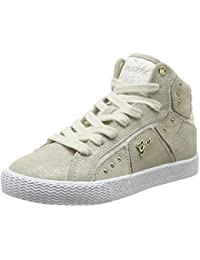 Geox J SMART B Mädchen Hohe Sneakers