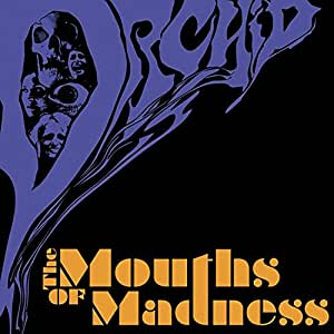 The Mouths of Madness (Limited Digipak im Vinyl-Look inkl. Patch)