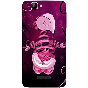 COQUE PROTECTION TELEPHONE WIKO RAINBOW- CHAT DESSIN ANIME