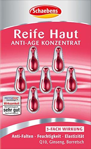 Schaebens Reife Haut Konzentrat, 6er Pack (6 x 7 Stück)