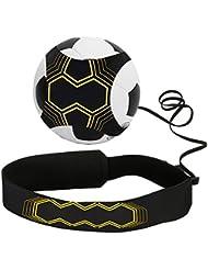 Infreecs Calcio Allenamento col Pallone, Calcio Trainer Attrezzatura per Bambini, Kit per l'Allenamento per Palla
