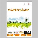 A4Aquarell Rauer Oberfläche Pad Zeichnungen Künstler Papier Gummierung, Buch–180gsm