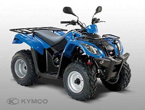 Kymco MXU 50, Farben Kymco:Schwarz