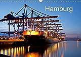 Hamburg (Wandkalender 2020 DIN A3 quer): Der Kalender zeigt Highlights der Hamburger City mit Hafen, Landungsbrücken, HafenCity, Planten un Blomen, ... (Monatskalender, 14 Seiten ) (CALVENDO Orte)