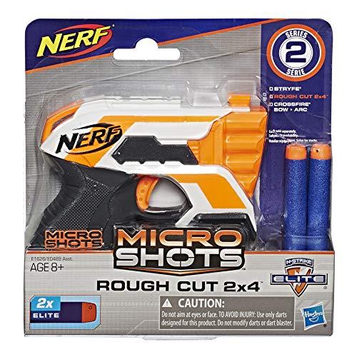 Hasbro Nerf - Microshots Roughcut E1626ES0 - 2
