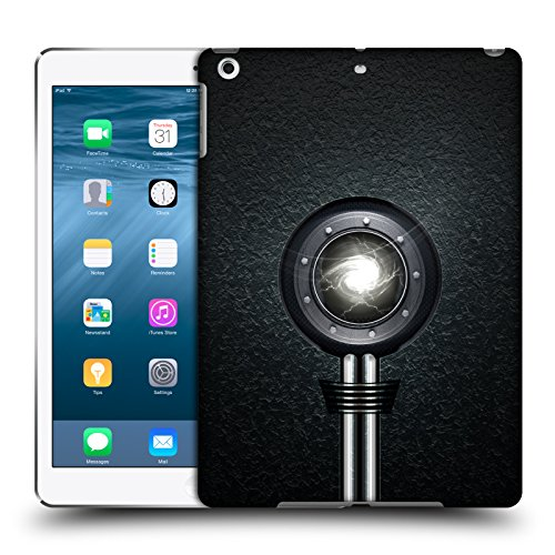 Head Case Designs Offizielle Alyn Spiller Reaktor Wind Elementar Ruckseite Hülle für iPad Air (2013)