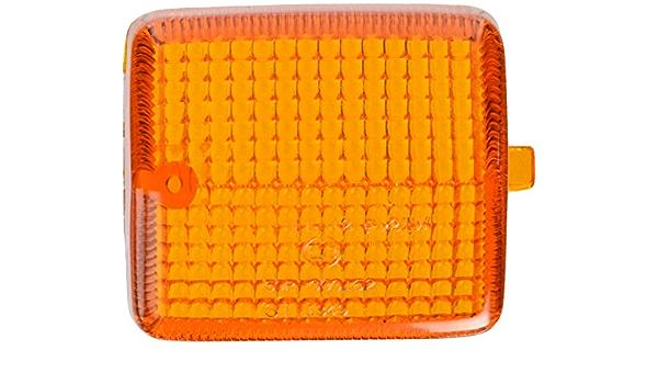 orange Tipo 92 Seitenblinker rechts//links f/ür Cinquecento Bj