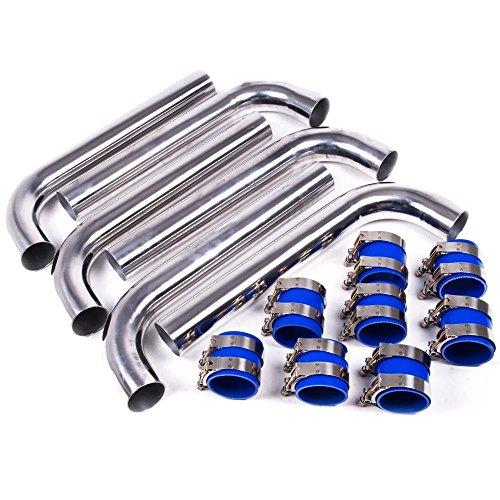Legierung aus Aluminium Ladeluftkühler Rohr Kit -