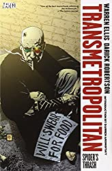 Transmetropolitan TP Vol 07 Spiders Thrash New Ed (Transmetropolitan - Revised)