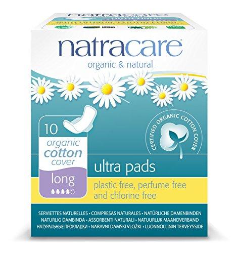 Natracare - Compresa Larga Natracare 10 uds