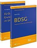 Datenschutzrecht 2018 (Paket): EU-Datenschutz-Grundverordnung im Unternehmen/ BDSG-Praxiskommentar für die Wirtschaft (Kommunikation & Recht)