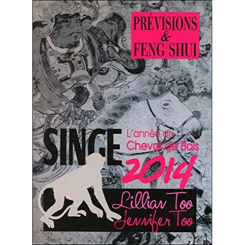 Singe 2014 - Prévisions & Feng Shui