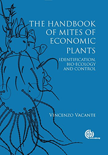 The Handbook of Mites of Economic Plan: Identification, Bio-ecology and Control