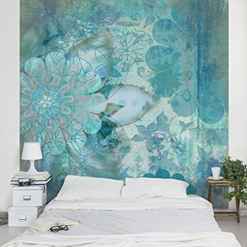 fotomural-winter-flowers-mural-cuadrado-papel-pintado-fotomurales-murales-pared-papel-para-pared-fot
