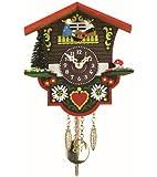 Black Forest Clock Swiss House TU 26 PW