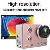 Ultra HD 4K 2.0-Zoll-Bildschirm Wifi Wasserdichte Sportkamera 170 ° Lens Action Cam (Farbe: Silber)