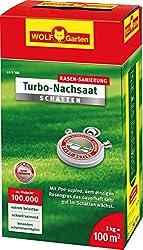 WOLF-Garten - Turbo-Nachsaat Schatten L-RS 100, rot