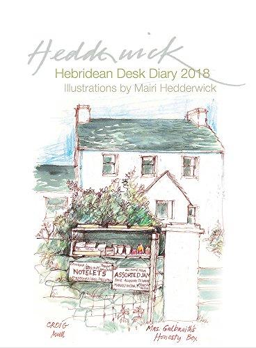 Hebridean Desk Diary 2018