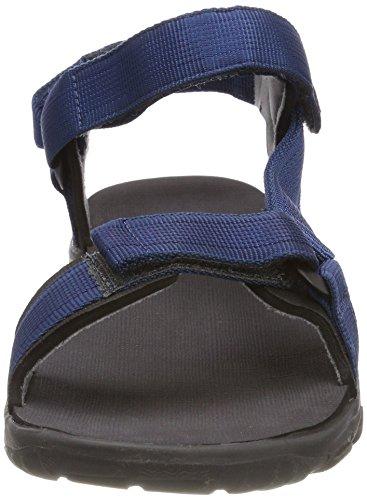 Jack Wolfskin Herren Seven Seas 2 Sandal M Sport Blau (Poseidon Blue)